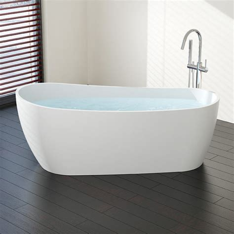 Freestand Bathtub by Modern Freestanding Tub Model Bw 09 Badeloft Usa