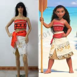 Costume Princess Moana