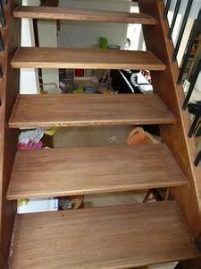 Renover Un Escalier En Bois : r cup rer ou red corer un escalier bois ~ Premium-room.com Idées de Décoration