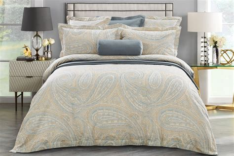 Sheridan Dalgarno Tailored Quilt Cover Blue