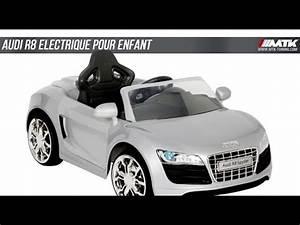 Audi R8 Enfant : audi r8 voiture lectrique pour enfant mtk tuning youtube ~ Melissatoandfro.com Idées de Décoration