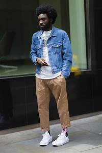 Street style à Londres, jour 2 | Casual male fashion and ...