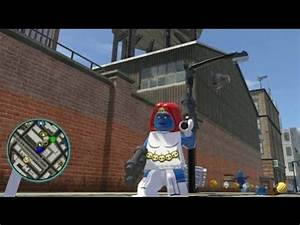LEGO Marvel Super Heroes - Mystique Free Roam Gameplay ...