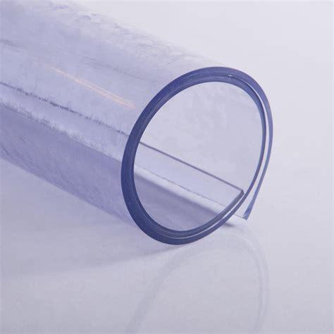 Pvc Boden Transparent glatte matte weich pvc transparent bodenschutz pvc