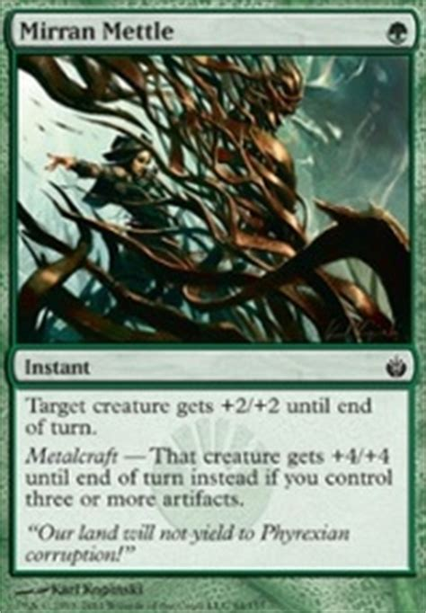 Mtg Infect Deck Tapped Out by Monogreen Infect With Rancor Standard Mtg Deck