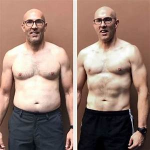 Rob U0026 39 S Weight Loss Of 5 Kgs And Muscle Gain In 60 Days
