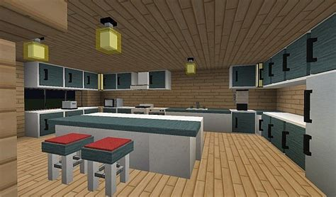 large house  minecraft map