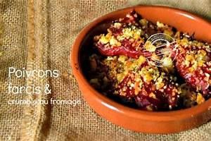 Recette Crumble Salé : poivrons farcis piquillos au crumble sal pour tapas ~ Melissatoandfro.com Idées de Décoration