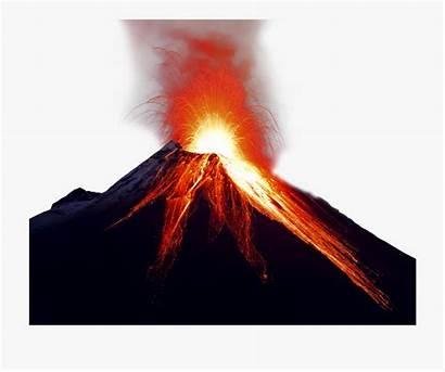 Volcano Eruption Transparent Cartoon Netclipart