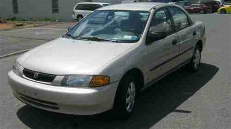 electric and cars manual 1998 mazda protege engine control sell used 1998 mazda protege lx sedan 4 door 1 5l 40000 miles original in toms river new jersey