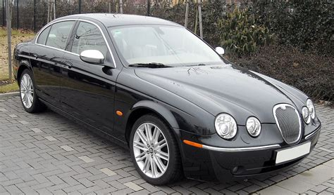 Jaguar S Type by Jaguar S Type