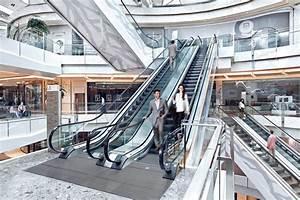 Schindler Uk Launches Energy Efficient Escalators
