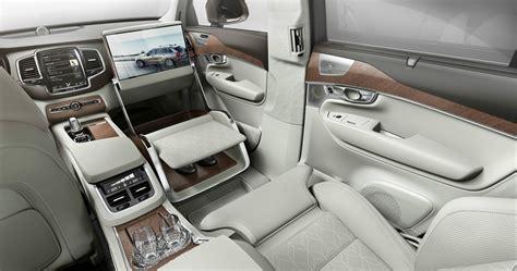 Volvo Creates Three-seat Luxury Xc90 Lounge