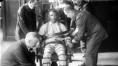 execution en direct chaise electrique la chaise électrique est 125 ans et menace de gagner du