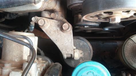 engine mount change     accord