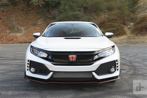 Honda Civic Picture by 2017 Honda Civic Type R Review Digital Trends