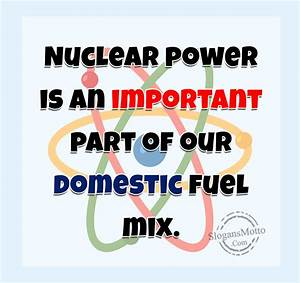 Anti Nuclear Po... Fusion Energy Quotes