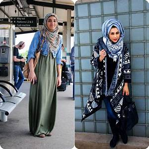 Excellent Outwear Of Abaya For Upcoming Winter Fashion