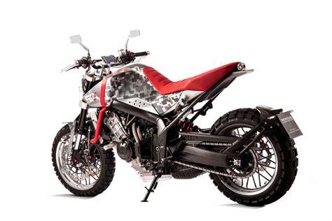 Honda Cbsix50 Concept Scrambler / Dual-sport Motorcycle