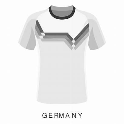 Camisa Futebol Desenho Alemanha Copa Mundial Desenhos