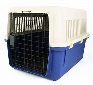 large pet travel carrier transport box cage kennel for With large travel dog cage