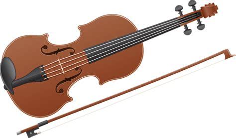 violin clipart instrumental  pencil   color
