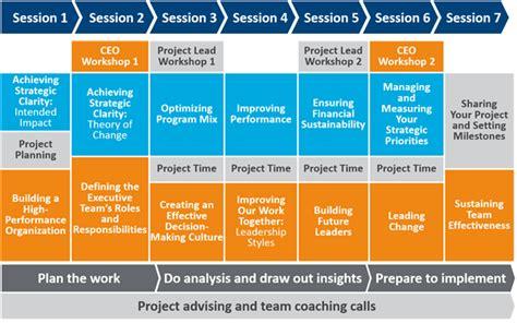 leading  impact bridgespan