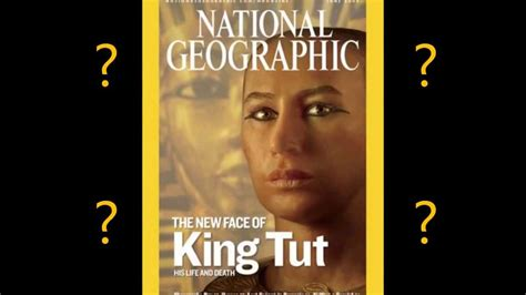 Black Egypt The White King Tut Hoax - YouTube