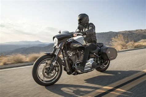Harley Davidson Sport Glide Backgrounds by 2018 Harley Davidson Sport Glide Look Cycle News