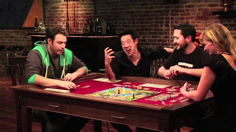 wil wheatons tabletop preview  sean plott freddie wong