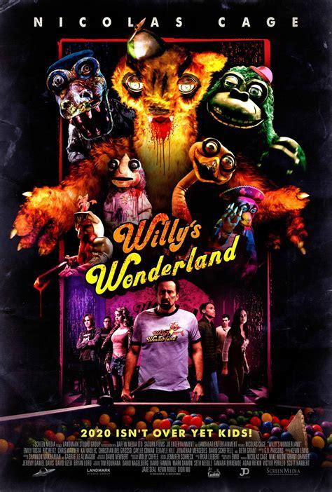 willys wonderland film  allocine