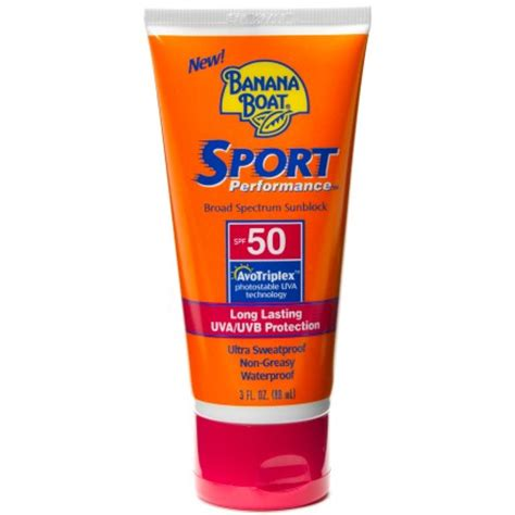 Banana Boat Zinc Oxide by Difference Between Sunblock And Sunscreen