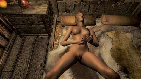 Older womens soft breast