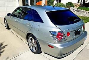 2002 Lexus Is 300 Sportcross All Original