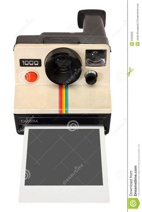 polaroid instant camera editorial photography image