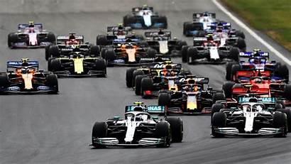 F1 Start Gp British Silverstone