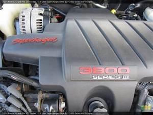 3 8 Liter Supercharged Ohv 12v 3800 Series Iii V6 2004