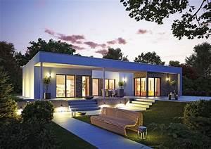 Bauhaus Bungalow Fertighaus : okal haus stellt moderne flachdach bungalows vor okal mediacenter ~ Sanjose-hotels-ca.com Haus und Dekorationen