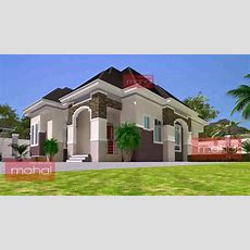 Latest Bungalow House Design In Nigeria  Youtube