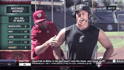 Stanton Muscle Giancarlo Muscles Gifs Mike Michael