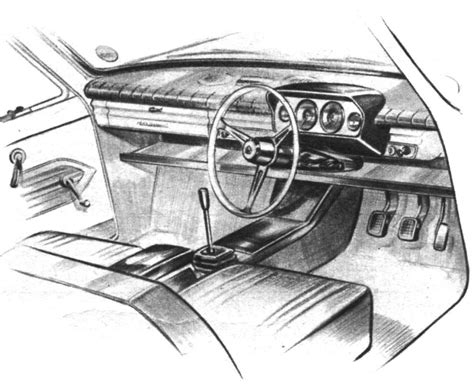Sketch A Car Inside Pictures To Pin On Pinterest