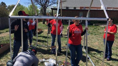employees  larry  miller dealerships volunteer