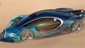 El Bugatti Concept quiere intimidar al Chiron | TopGear.es
