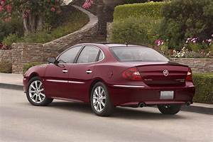 2008 Buick Lacrosse Super And 2008 Buick Lucerne Super