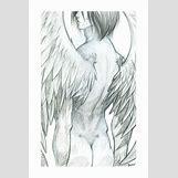 Fallen Angel Drawings | 1000 x 1500 jpeg 1301kB