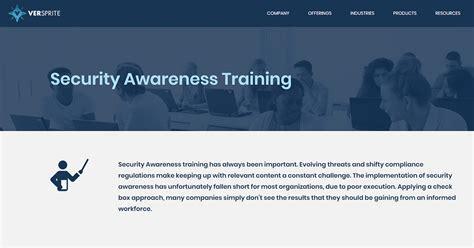 security awareness training security training