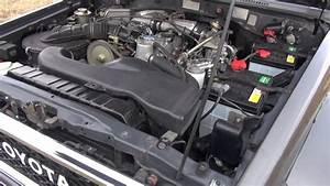 1988 Toyota Land Cruiser Bj74 - 13bt Engine