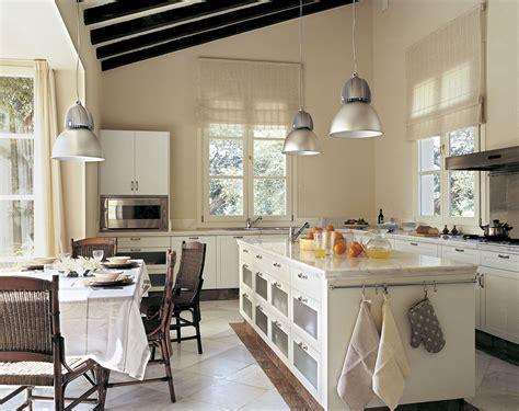 toques rusticos kitchen cocinas blancas