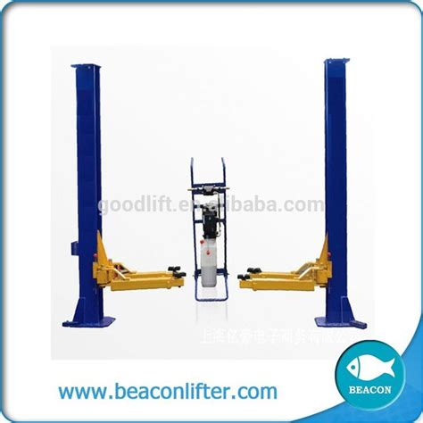 2 post car lift low ceiling 1000 ideas about 2 post car lift on buy used