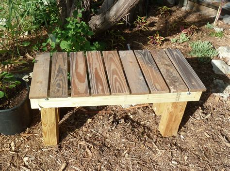 diy woodworking projects outdoor bench wooden